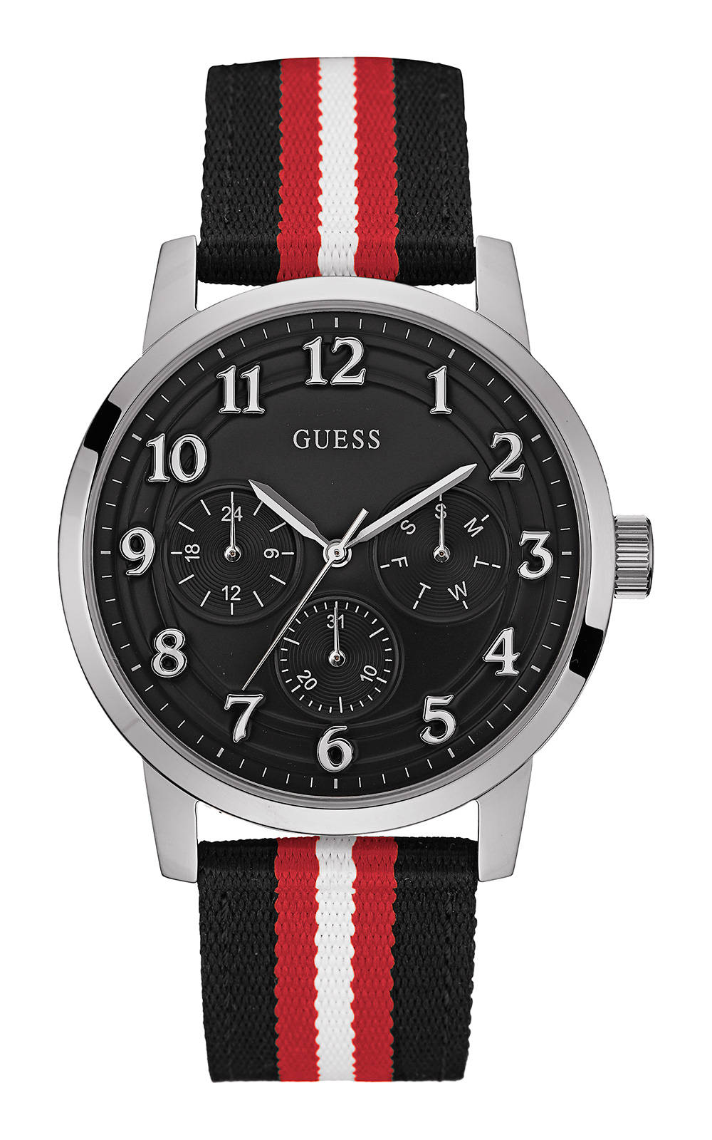 GUESS W0975G1 Ανδρικό Ρολόι Quartz Multi-Function 4372d963dfa