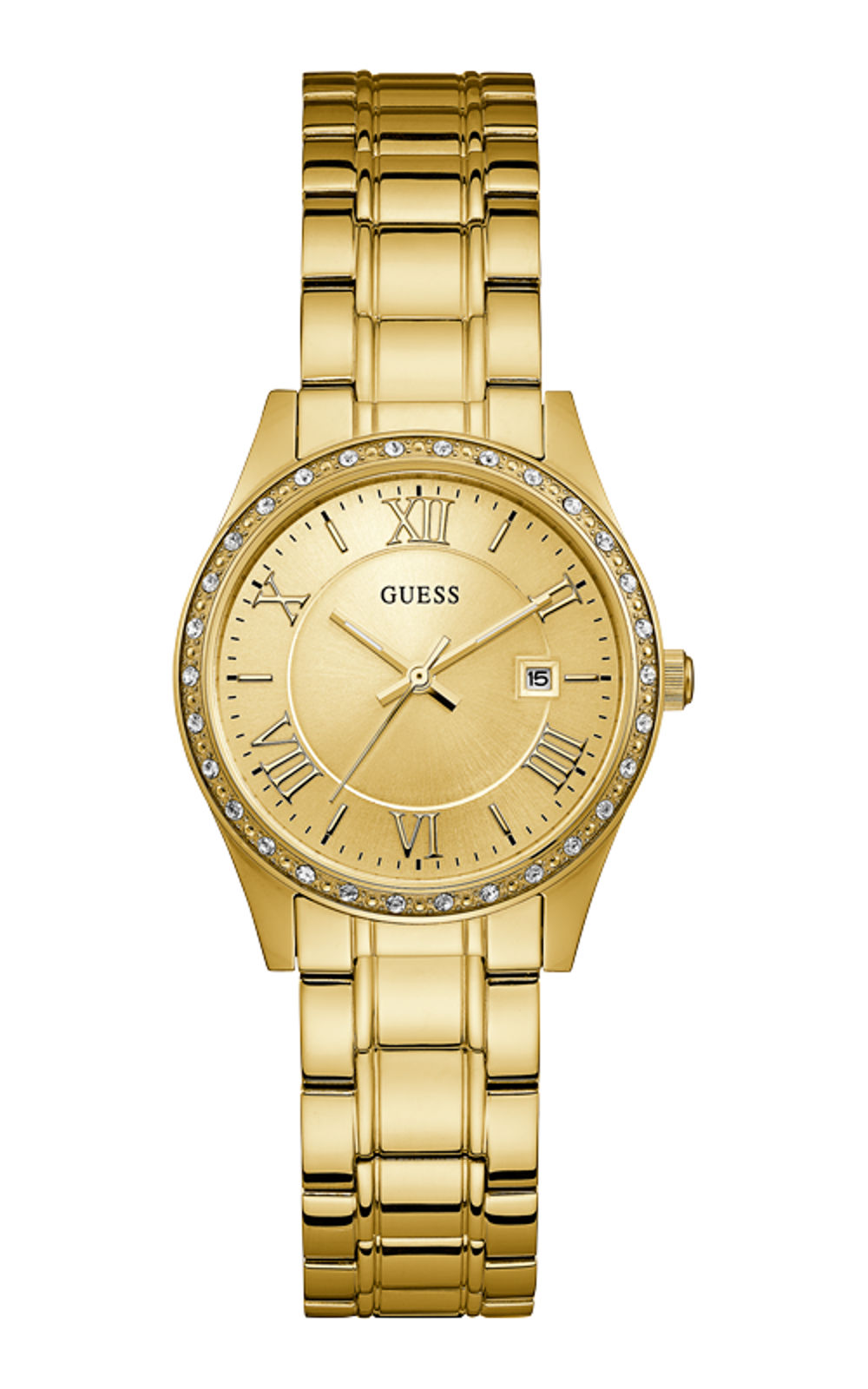 GUESS W0985L2 Γυναικείο Ρολόι Quartz Ακριβείας
