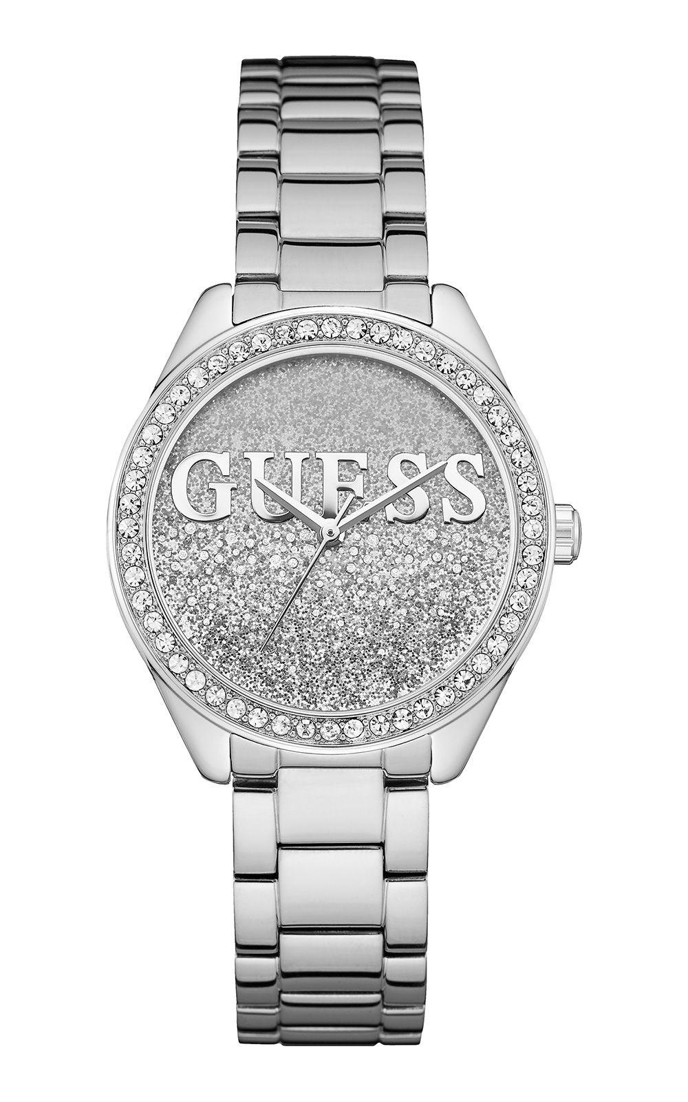 GUESS W0987L1 Γυναικείο Ρολόι Quartz Ακριβείας