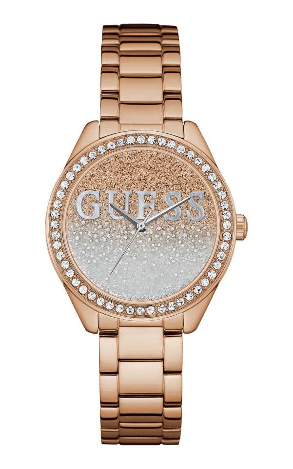 GUESS W0987L3 Γυναικείο Ρολόι Quartz Ακριβείας