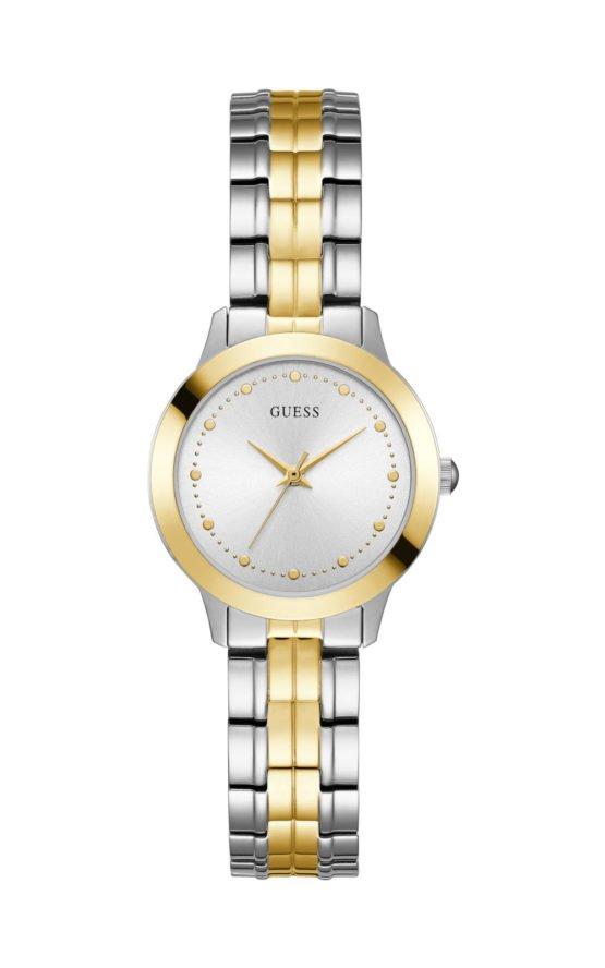 GUESS W0989L8 Γυναικείο Ρολόι Quartz Ακριβείας
