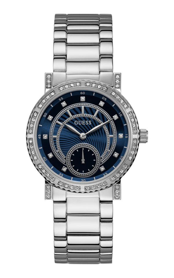 GUESS W1006L1 Γυναικείο Ρολόι Quartz Ακριβείας