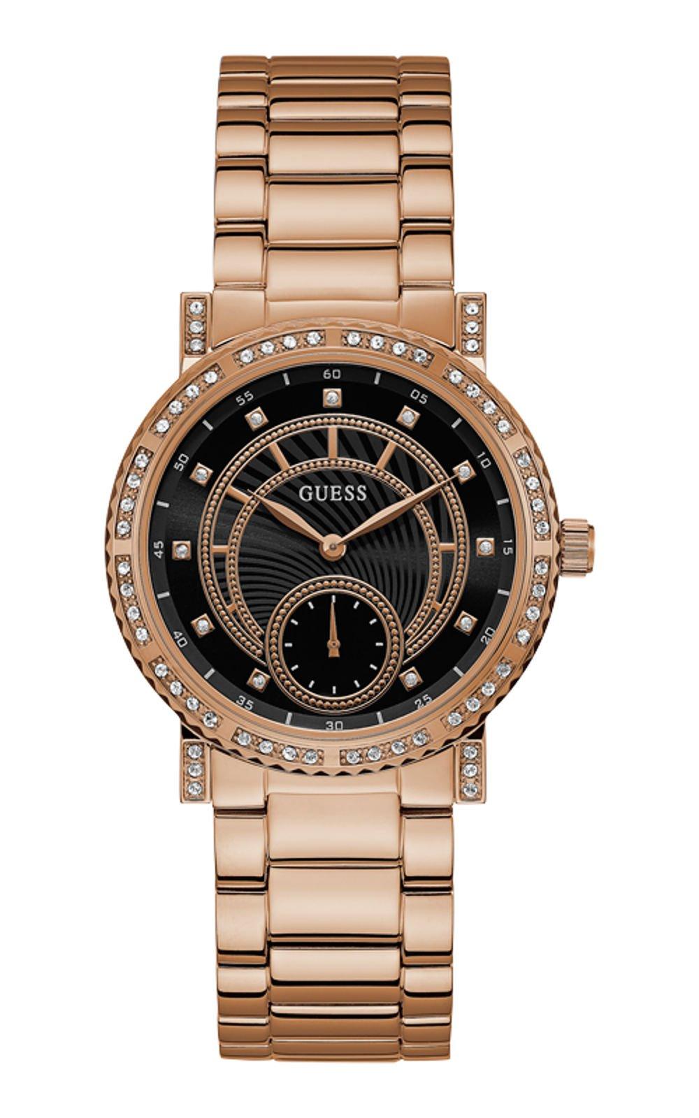 GUESS W1006L2 Γυναικείο Ρολόι Quartz Ακριβείας