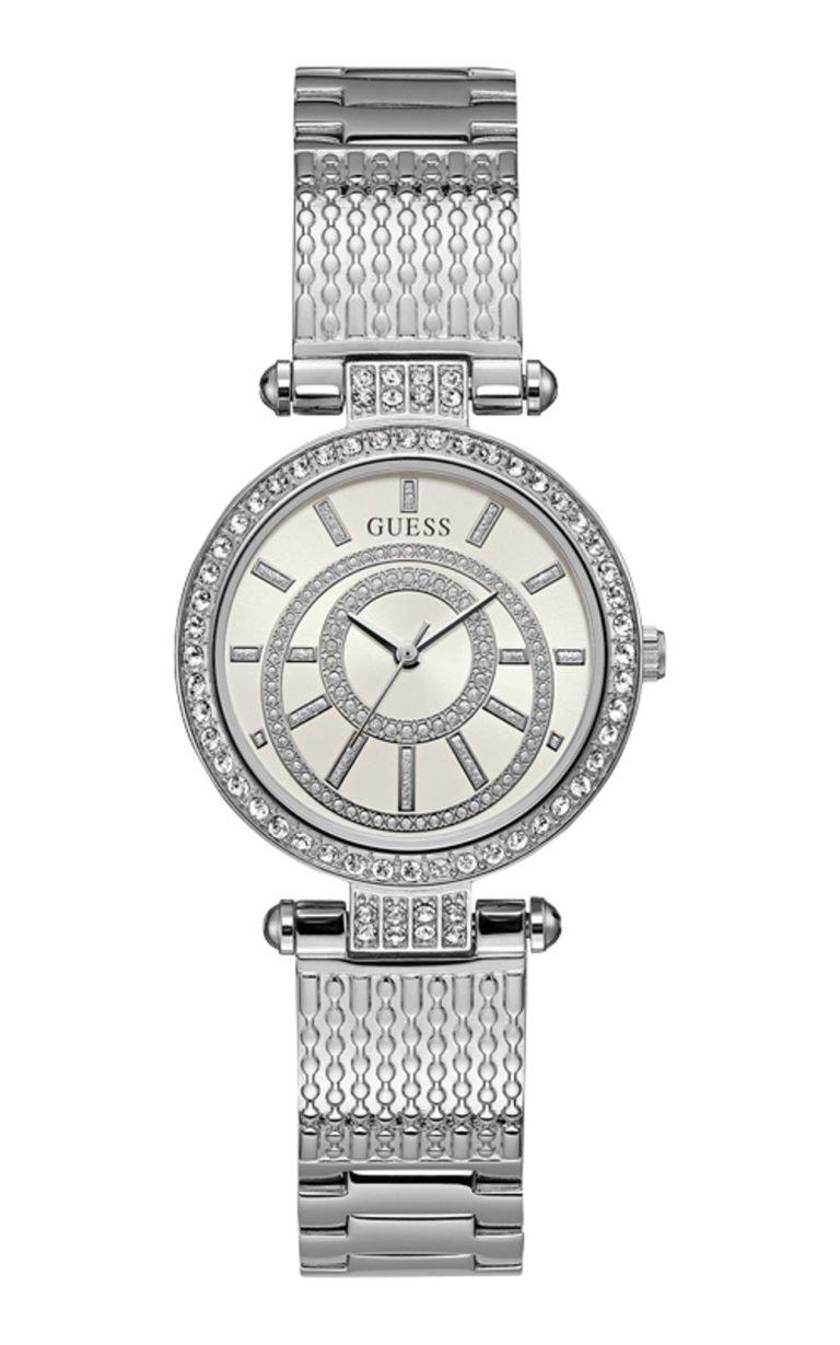 GUESS W1008L1 Γυναικείο Ρολόι Quartz Ακριβείας
