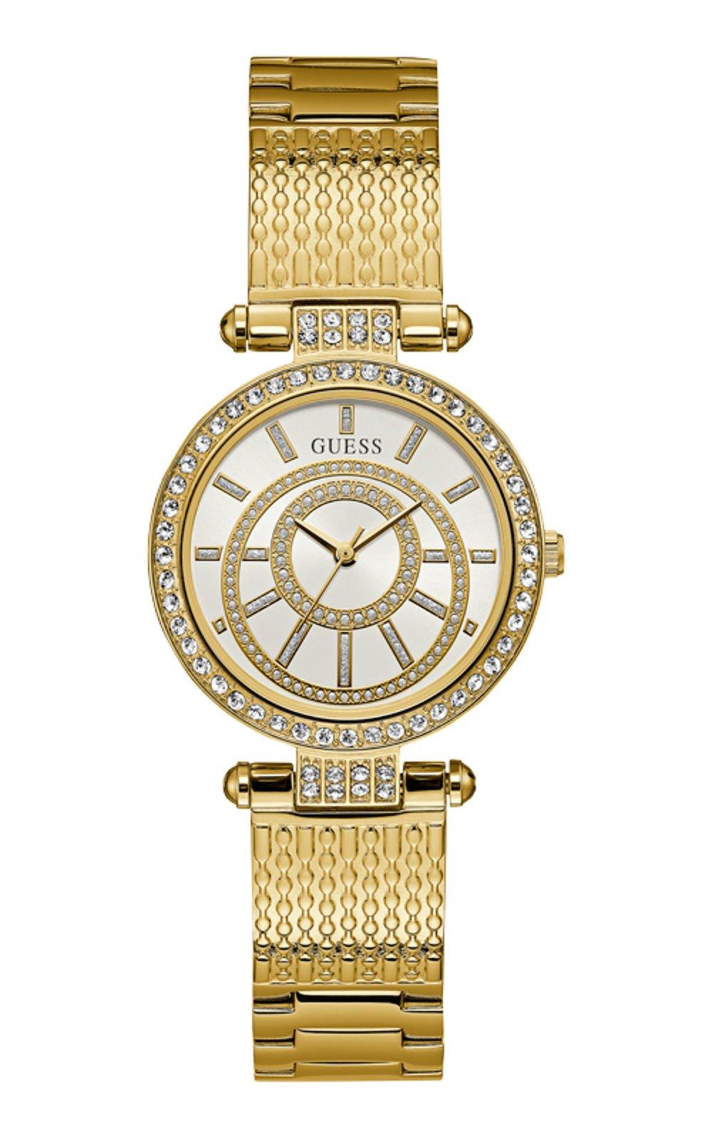 GUESS W1008L2 Γυναικείο Ρολόι Quartz Ακριβείας