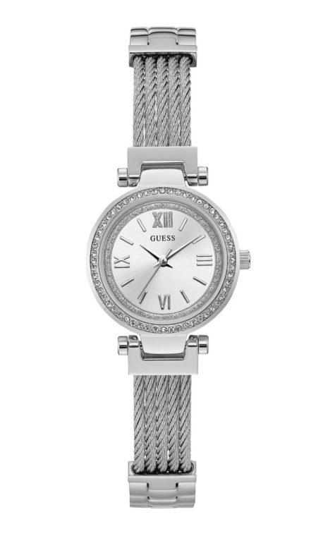 GUESS W1009L1 Γυναικείο Ρολόι Quartz Ακριβείας
