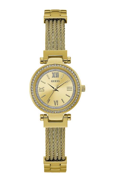 GUESS W1009L2 Γυναικείο Ρολόι Quartz Ακριβείας