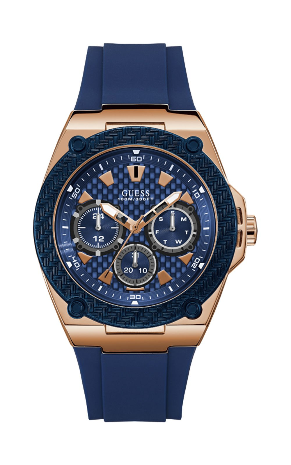GUESS W1049G2 Ανδρικό Ρολόι Quartz Multi-Function a1ad7770e7f