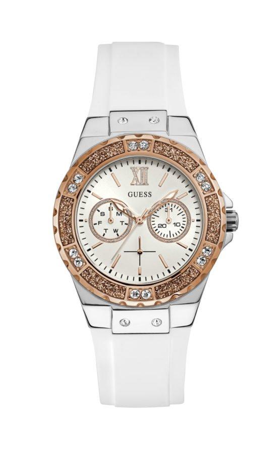 GUESS W1053L2 Γυναικείο Ρολόι Quartz Multi-Function