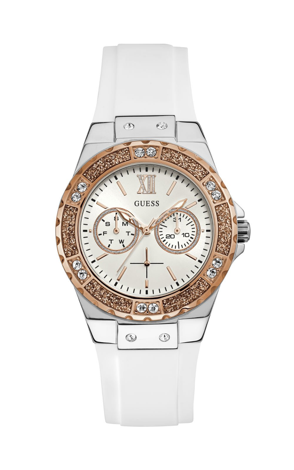 GUESS W1053L2 Γυναικείο Ρολόι Quartz Multi-Function 9ec3da8dfe8