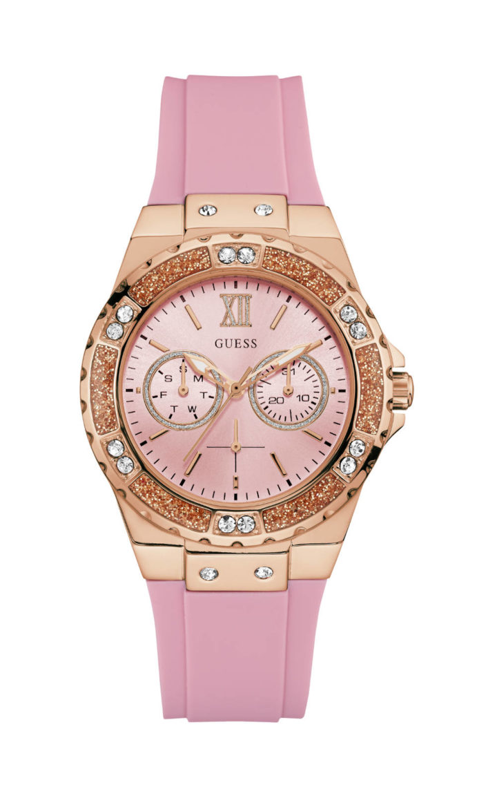GUESS W1053L3 Γυναικείο Ρολόι Quartz Multi-Function