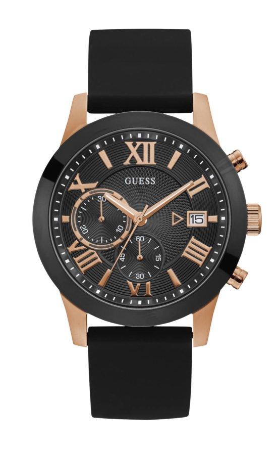 GUESS W1055G3 Ανδρικό Ρολόι Quartz Χρονογράφος Ακριβείας