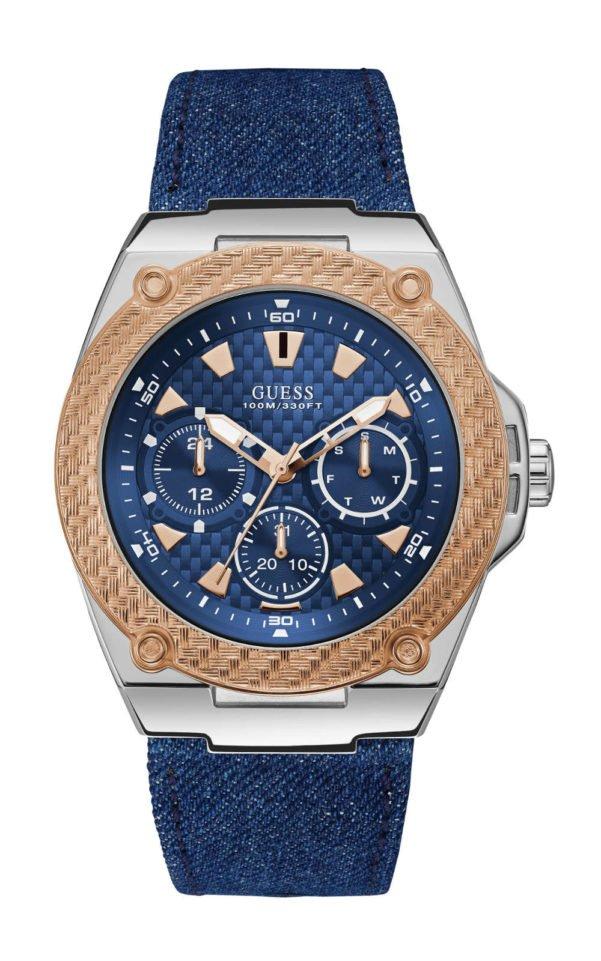 GUESS W1058G1 Ανδρικό Ρολόι Quartz Multi-Function