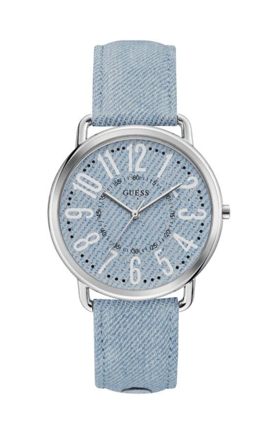GUESS W1068L2 Γυναικείο Ρολόι Quartz Ακριβείας