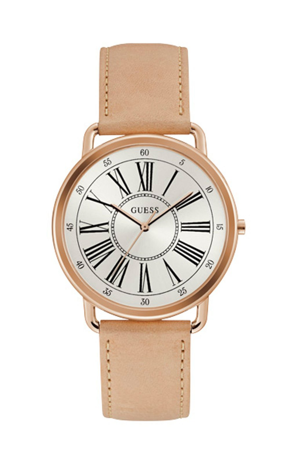 GUESS W1068L5 Γυναικείο Ρολόι Quartz Ακριβείας