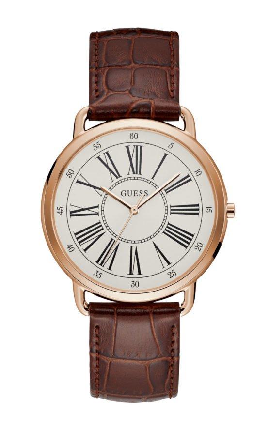 GUESS W1068L7 Γυναικείο Ρολόι Quartz Ακριβείας