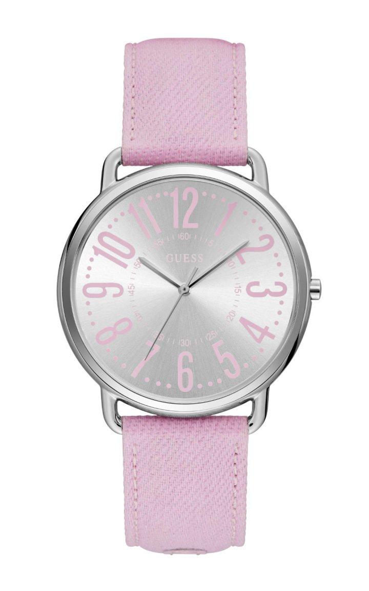 GUESS W1068L8 Γυναικείο Ρολόι Quartz Ακριβείας