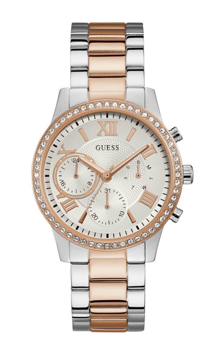 GUESS W1069L4 Γυναικείο Ρολόι Quartz Multi-Function