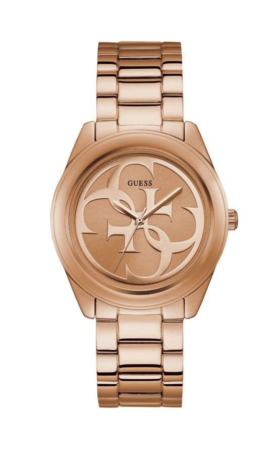 GUESS W1082L3 Γυναικείο Ρολόι Quartz Ακριβείας