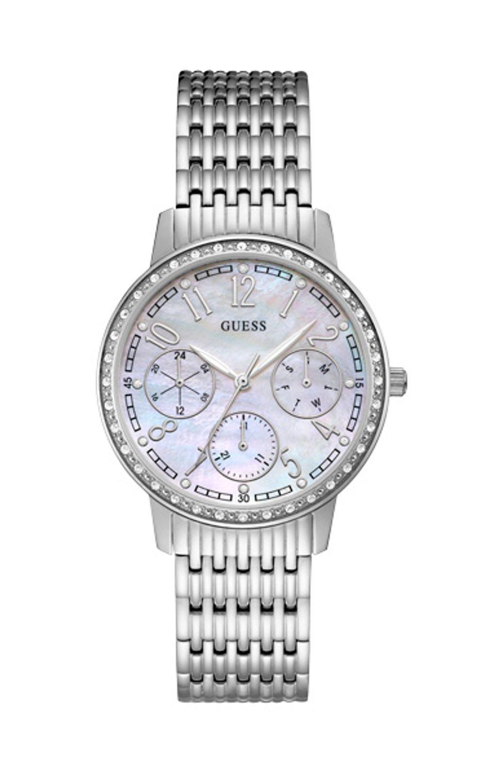 GUESS W1086L1 Γυναικείο Ρολόι Quartz Multi-Function