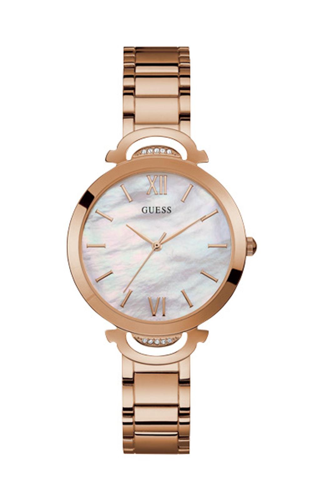 GUESS W1090L2 Γυναικείο Ρολόι Quartz Ακριβείας