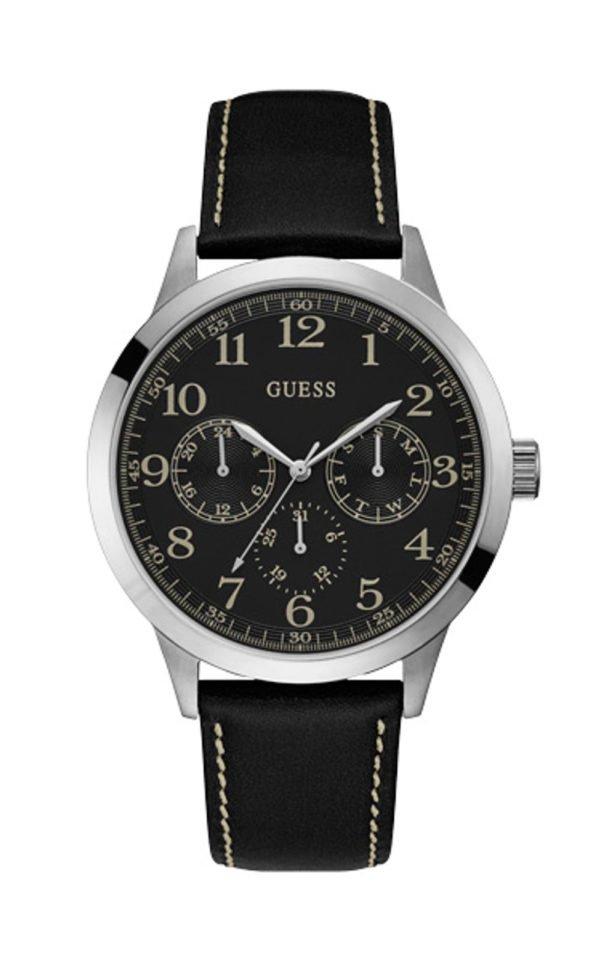 GUESS W1101G1 Ανδρικό Ρολόι Quartz Multi-Function