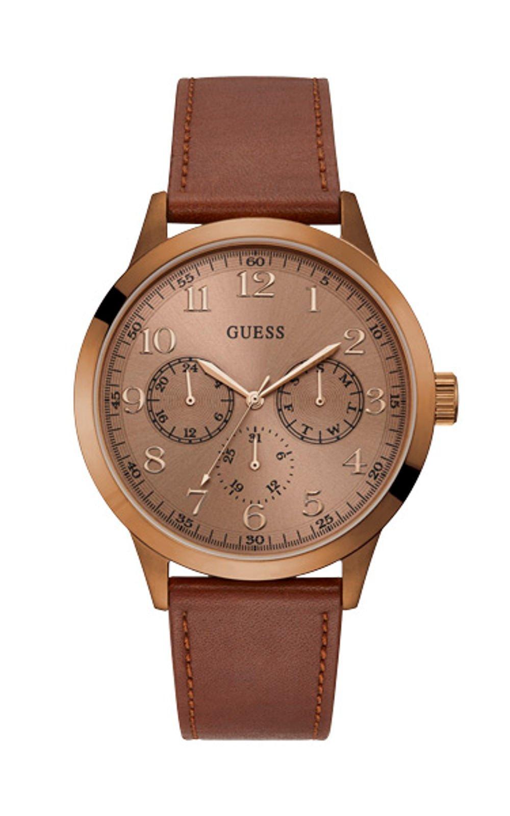 GUESS W1101G3 Ανδρικό Ρολόι Quartz Multi-Function