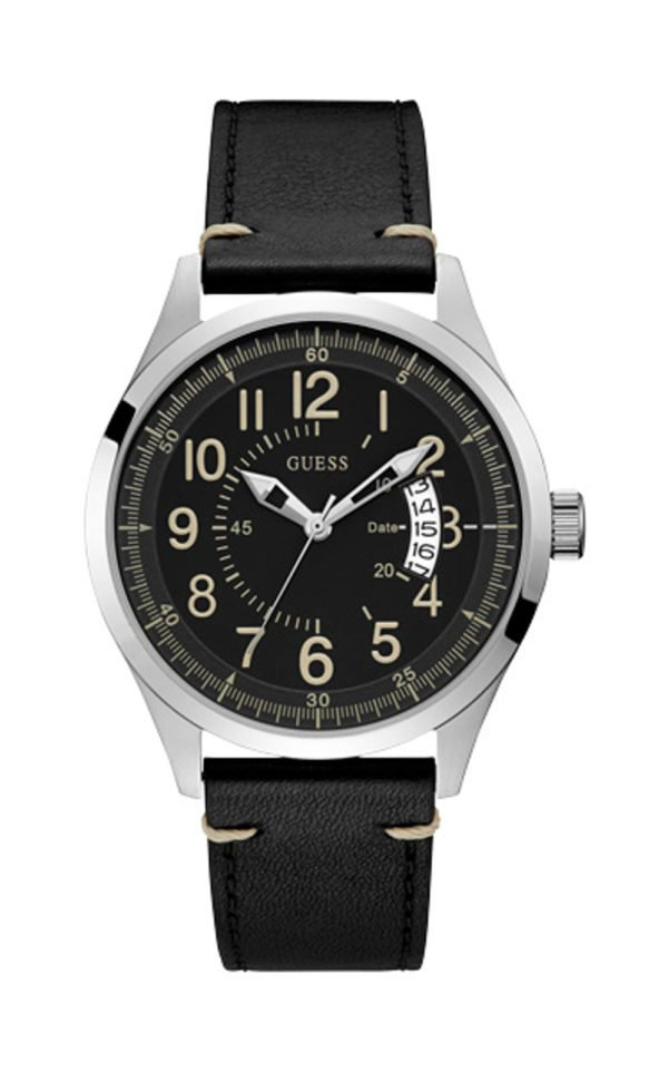GUESS W1102G1 Ανδρικό Ρολόι Quartz Ακριβείας