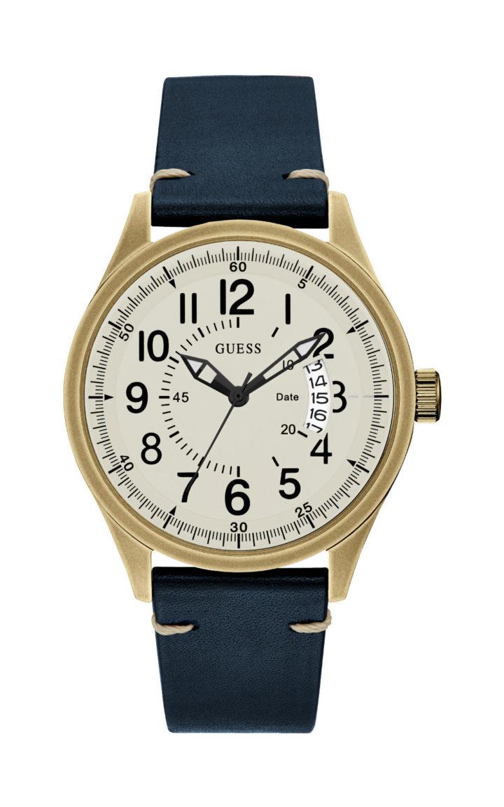 GUESS W1102G2 Ανδρικό Ρολόι Quartz Ακριβείας