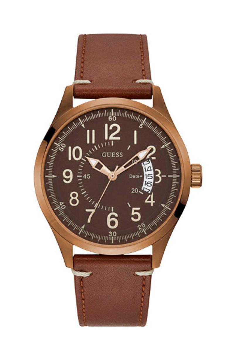 GUESS W1102G3 Ανδρικό Ρολόι Quartz Ακριβείας
