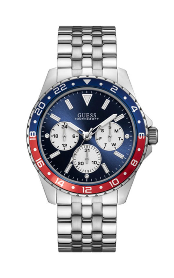 GUESS W1107G2 Ανδρικό Ρολόι Quartz Multi-Function