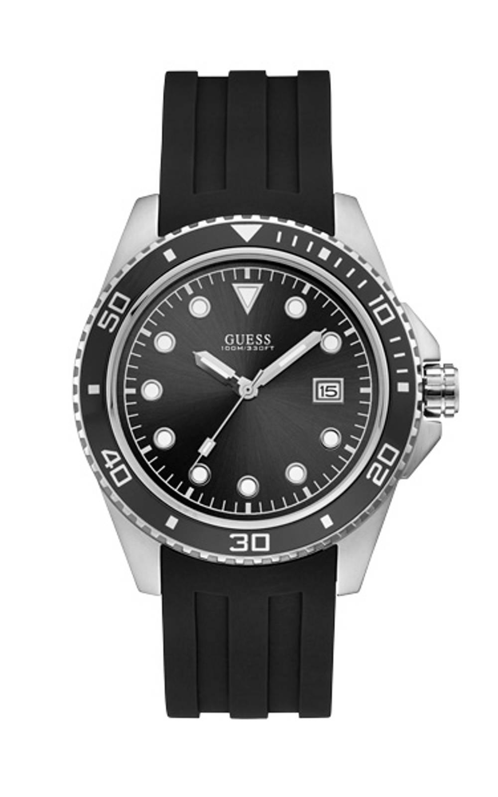 GUESS W1109G1 Ανδρικό Ρολόι Quartz Ακριβείας