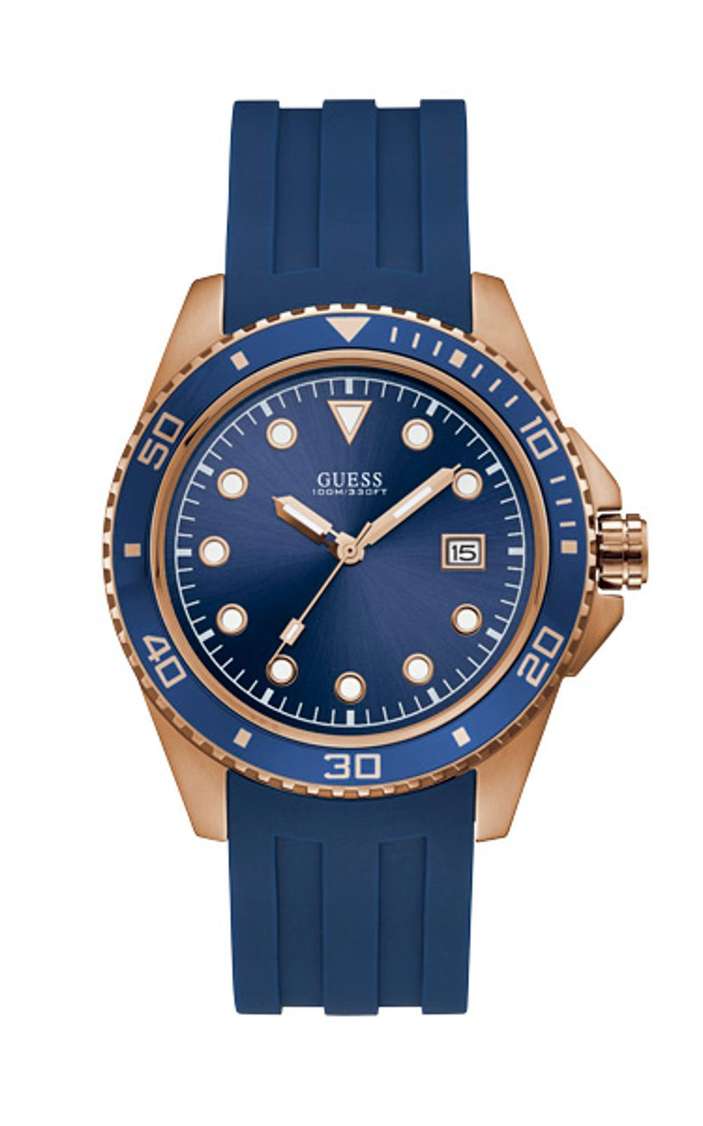 GUESS W1109G3 Ανδρικό Ρολόι Quartz Ακριβείας