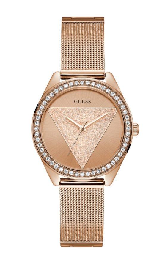 GUESS W1142L4 Γυναικείο Ρολόι Quartz Ακριβείας
