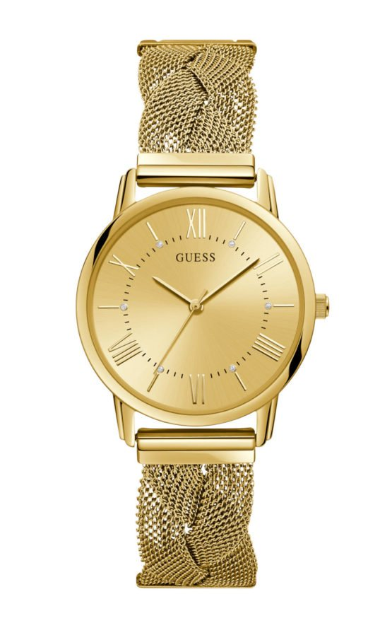 GUESS W1143L2 Γυναικείο Ρολόι Quartz Ακριβείας