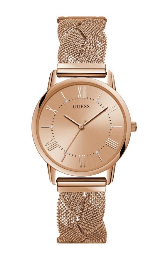 GUESS W1143L3 Γυναικείο Ρολόι Quartz Ακριβείας