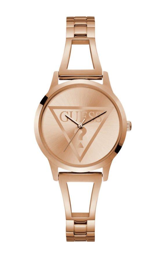 GUESS W1145L4 Γυναικείο Ρολόι Quartz Ακριβείας