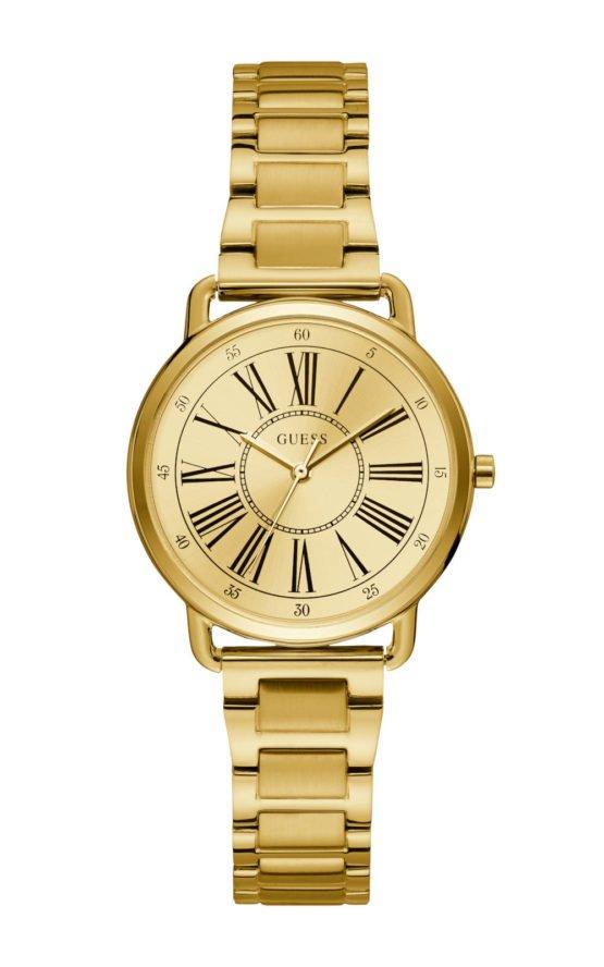 GUESS W1148L2 Γυναικείο Ρολόι Quartz Ακριβείας