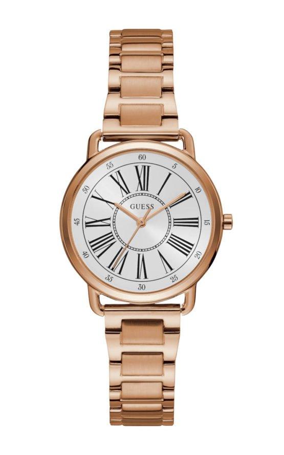 GUESS W1148L3 Γυναικείο Ρολόι Quartz Ακριβείας