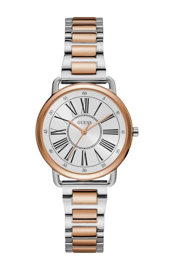 GUESS W1148L4 Γυναικείο Ρολόι Quartz Ακριβείας