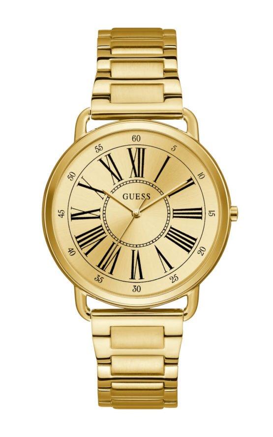 GUESS W1149L2 Γυναικείο Ρολόι Quartz Ακριβείας