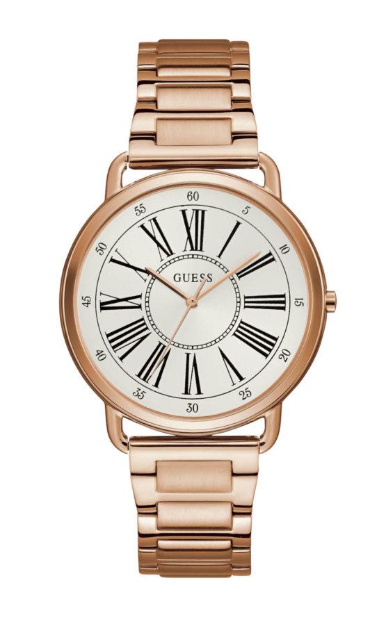 GUESS W1149L3 Γυναικείο Ρολόι Quartz Ακριβείας