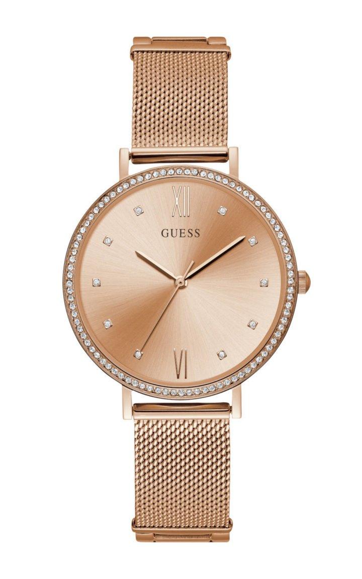 GUESS W1154L2 Γυναικείο Ρολόι Quartz Ακριβείας