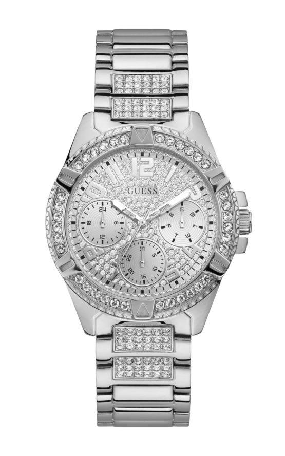 GUESS W1156L1 Γυναικείο Ρολόι Quartz Multi-Function