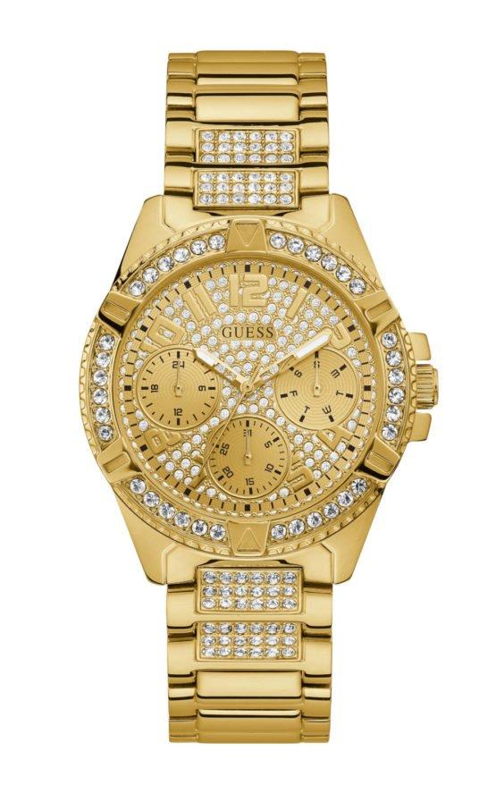 GUESS W1156L2 Γυναικείο Ρολόι Quartz Multi-Function