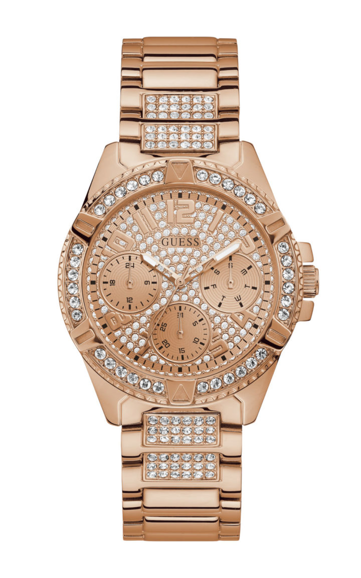 GUESS W1156L3 Γυναικείο Ρολόι Quartz Multi-Function