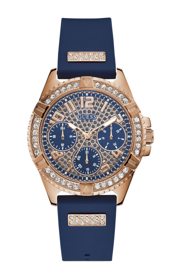 GUESS W1160L3 Γυναικείο Ρολόι Quartz Multi-Function