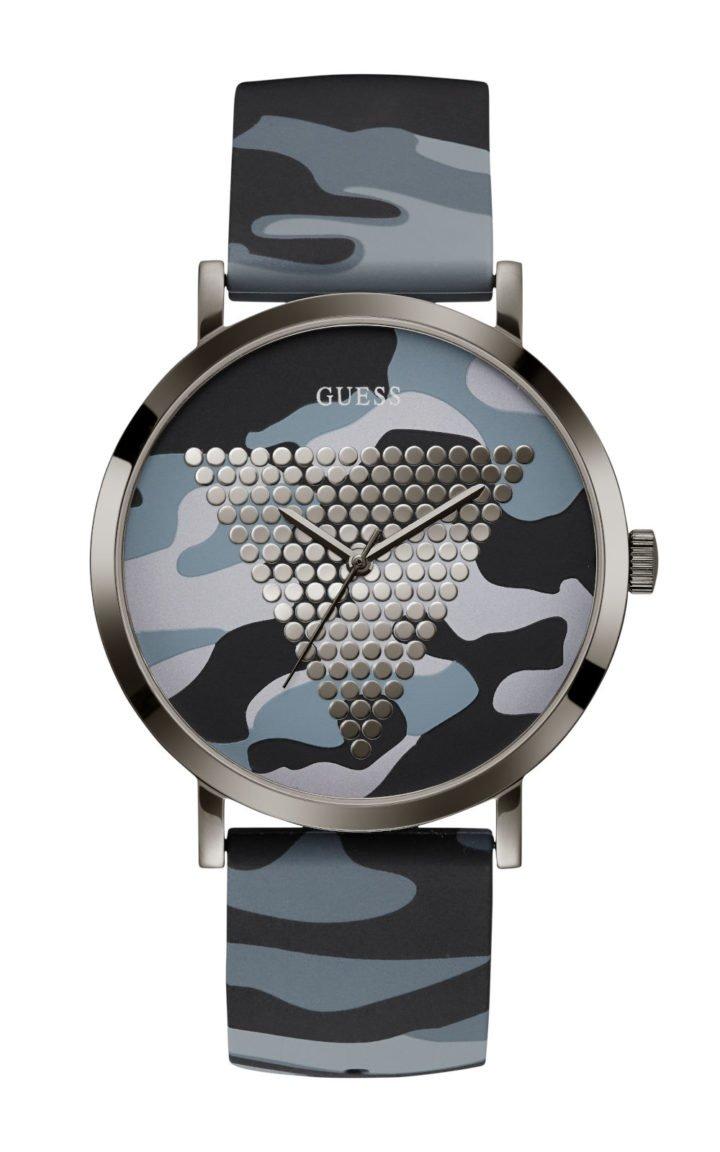 GUESS W1161G3 Ανδρικό Ρολόι Quartz Ακριβείας