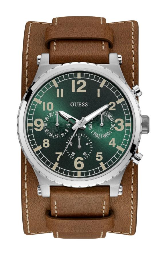 GUESS W1162G1 Ανδρικό Ρολόι Quartz Χρονογράφος Ακριβείας