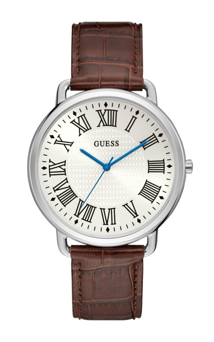GUESS W1164G1 Ανδρικό Ρολόι Quartz Χρονογράφος Ακριβείας